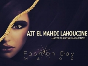 Ait El Mahdi Lahoucine - Fashion Day Maroc 2012 @ Four Seasons Marrakech