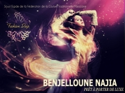 Benjelloune Najia - Fashion Day 2012 Casablanca