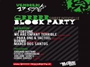 Block Party - Grrr - Montmartre - After Show