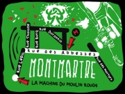 Block Party - Grrrrr - Montmartre