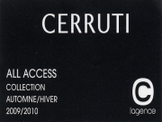 Cerruti - Paris Fall-Winter 2009-2010