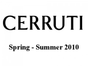 Cerruti - Paris Spring-Summer 2010