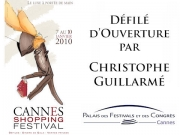 Christophe Guillarm� - Cannes Shopping Festival 2010