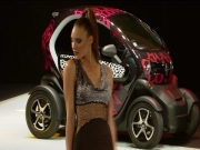 Christophe Guillarmé - Cannes Shopping Festival 2012 - Twizy 2 Night