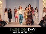 Christophe Guillarm� - Fashion Day 2010 @ Marrakech