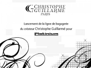 Christophe Guillarmé - Platinium Luggages - Teaser 2012