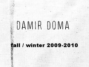 Damir Doma - Paris Fall-Winter 2009-2010