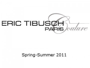 Eric Tibusch - Paris Fashion Week Spring-Summer 2011 Couture