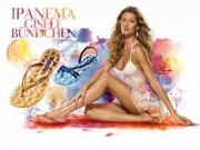 Fashion's Life - Gisele Bundchen - Ipanema
