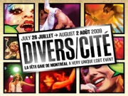 Interview Virginie Cummins - Divers Cité 2009 @ Montreal