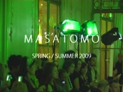Masatomo - Paris Spring-Summer 2009