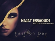 Najat Essaoudi - Fashion Day Maroc 2012 @ Four Seasons Marrakech