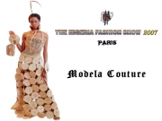 Nigerian Fashion Show 2007 - Modela Couture