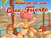 Paris Circuit Party - Que Fuerte le 26 Juin