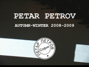 Petra Petrov - Paris Fall-Winter 2008-2009