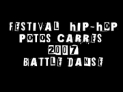 Potos Carrés 2007 - Battle Danse