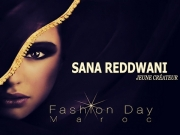 Sana Redwani - Fashion Day Maroc 2012 @ Four Seasons Marrakech