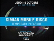 Simian Mobile Disco (Live) @ Bataclan