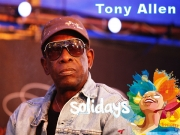 Solidays 2009 - Interview Tony Allen