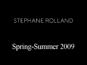 Stephane Rolland - Paris Spring-Summer 2009