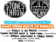 Stones Throw / Ed Banger @ Bataclan
