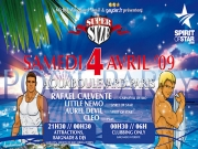 Super Size Pool Party @ AquaBoulevard