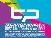 Techno Parade 2008