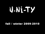 U-NI-TY - Paris Fall-Winter 2009-2010
