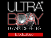 Ultra #80 - 9th Birthday Party