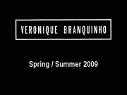 V�ronique Branquinho - Paris Spring-Summer 2009