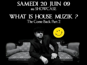 What is House Musik ? @ Showcase by WIHM Event