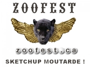 Zoofest - Sketchup Moutarde !